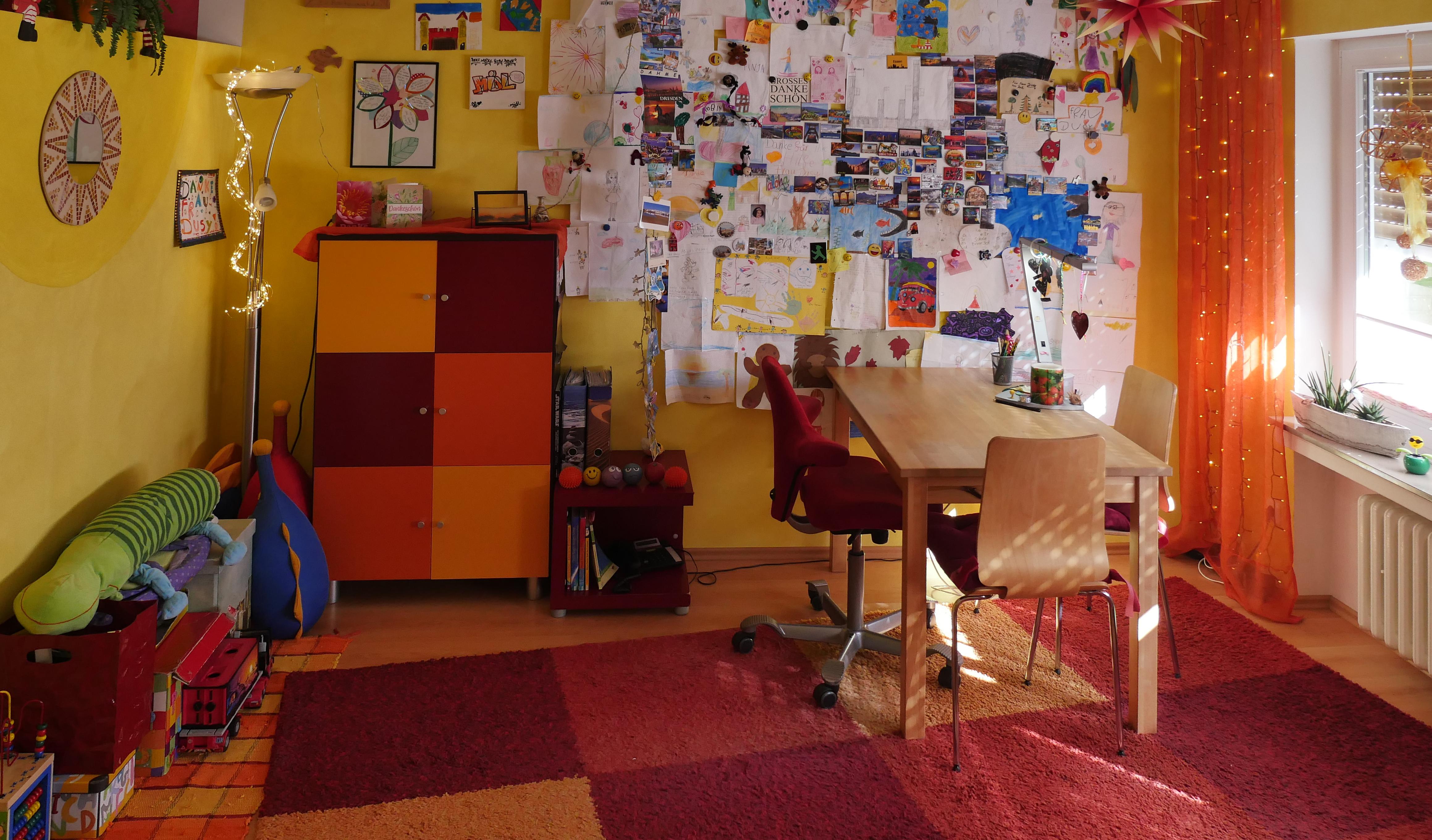 Meine Praxis Foto 3 Behandlungsraum Kinder